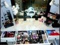 Tour: Meu Quarto de Maquiagem por Camila Coelho