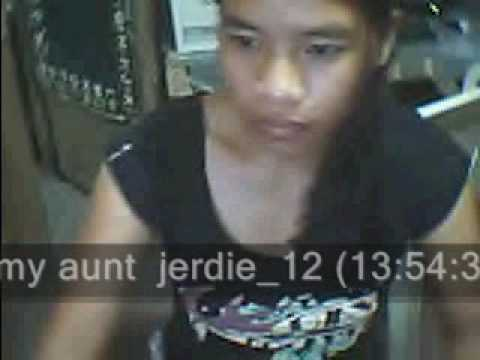 Jerdie Niño @ Jerdie_12 Filipina Cam Beggar