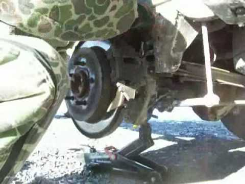 how to change disc brakes essay Find brakes & traction control videos at autozonecom learn how to replace front disc brake pads and rotors as part of a brake job for your chevrolet impala models from 2000-2005.