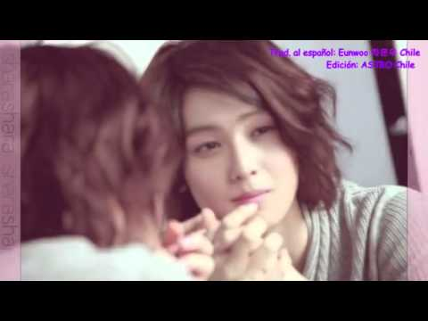 [SUB ESP] Cha Eunwoo (Lee Dongmin) como modelo en Shara Shara (샤라샤라 이동민)