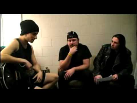 Trivium Interviewed with Corey Beaulieu and Paolo Gregoletto part 2/2