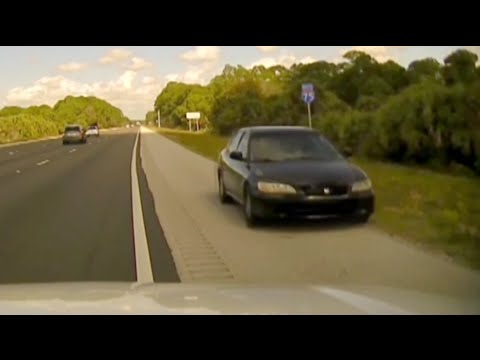 News In 90: Florida Driver Heads Wrong Way On I-75