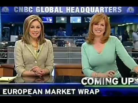 Liz Claman (Magic Pokie Nipples) Abracadabra!!!