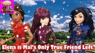 Elena is Mal's Only True Friend Left - Part 25 - Descendants Star Darlings Disney
