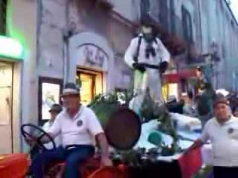 XXX° Edizione della Sagra dell'Uva – Città Sant'Angelo (Pe) – Domenica 09 Settembre 2013 -