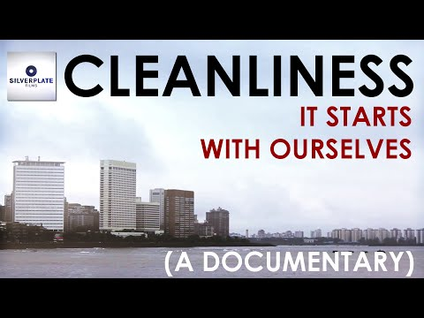 Cleanliness it starts with ourselves a documentary silverplate