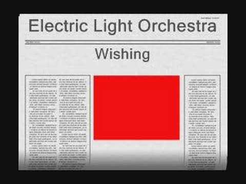 Electric Light Orchestra - Wishing