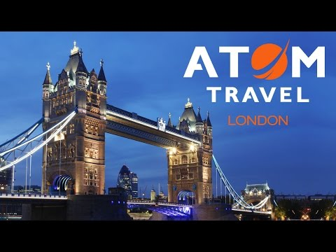 LONDON Promo Video for ATOM Travel (Caracas, Venezuela)