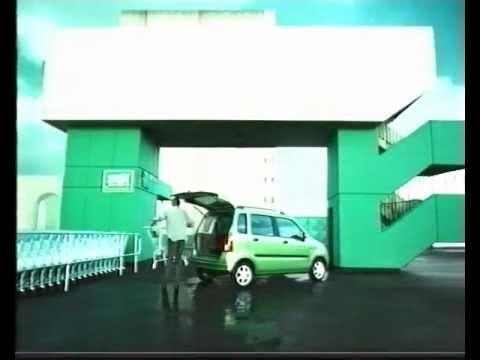 Opel Agila, реклама