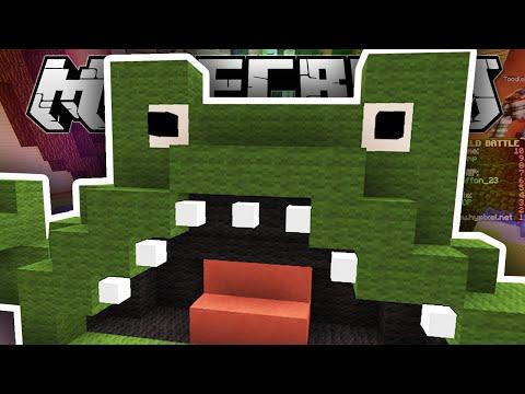 Minecraft | SWAMP MONSTER BUILD BATTLE!!