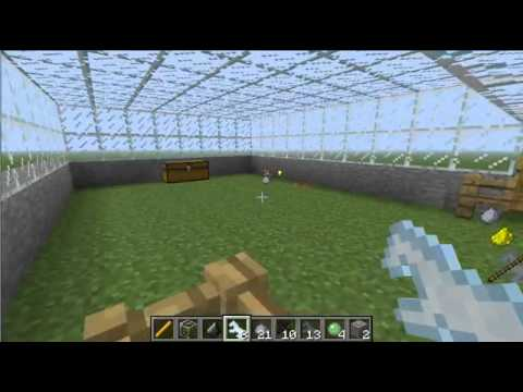 NEW MINECRAFT 1.2.5 CLAY SOLDIERS MOD PART 2 THEY FIGHT!