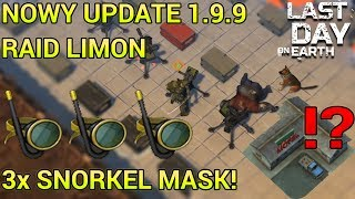 Last Day on Earth - Nowy Update Motel - Raid player Limon - 1.9.9 #PL - by Frogger