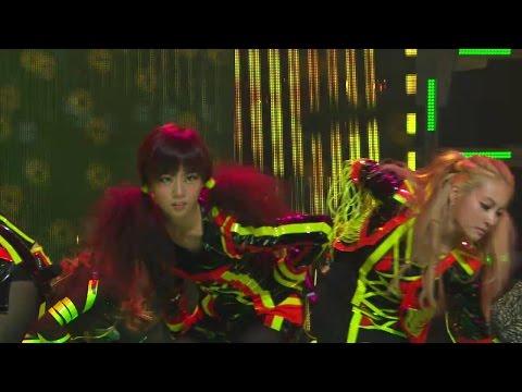 【tvpp】kara - Lupin (club Ver.), 카라 - 루팡 (클럽 버전)  2010 Korean Music Festival Live video