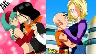 TOP 5: MEJORES PAREJAS DE DRAGON BALL / Play Over
