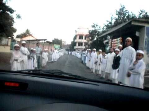 Shaikh Ayid Al Qarni (Welcome Ceremony in Jogwad)