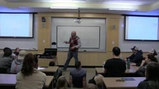 Brad Haubrich - Science Seminar Nov 9 2016