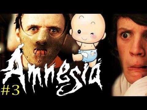 CANIBALISMO DE BEBÉS D:! - Amnesia - Custom Story: MARCELL DAVIS [PARTE 3] Con Thai