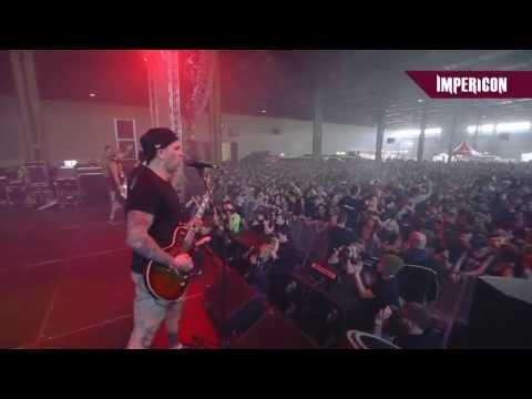 Obey The Brave - Garde La Tete Froide (Live @ Impericon, 2013