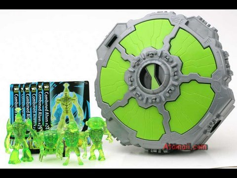Ben 10 Alien Creation Challenge Game Toy Review HD