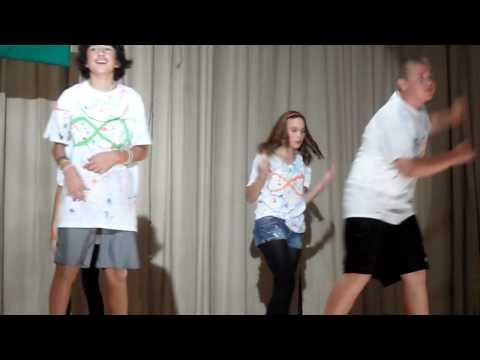 Belmar Elementary School Lip Sync-The Infinite 8 11/20/12