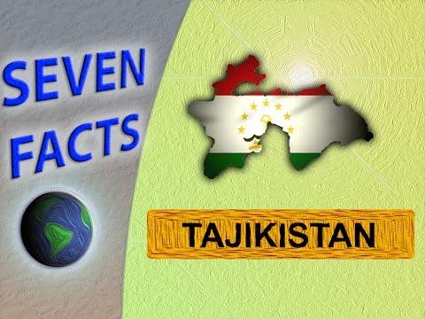 7 Facts about Tajikistan