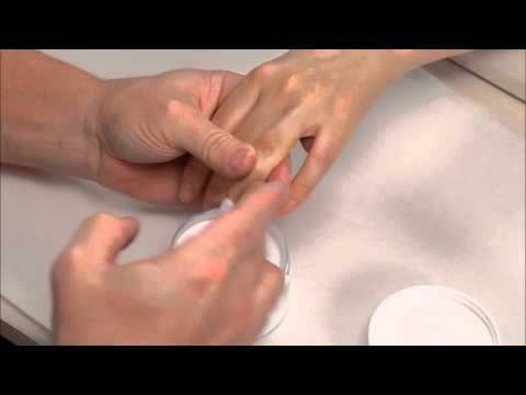 John Hauk - How to Use Acrylic Dipping Powder for Pink & White Nails