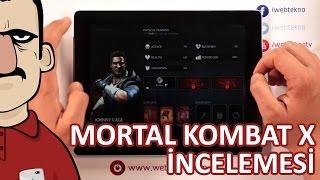 Mortal Kombat X İncelemesi - Teknolojiye Atarlanan Adam