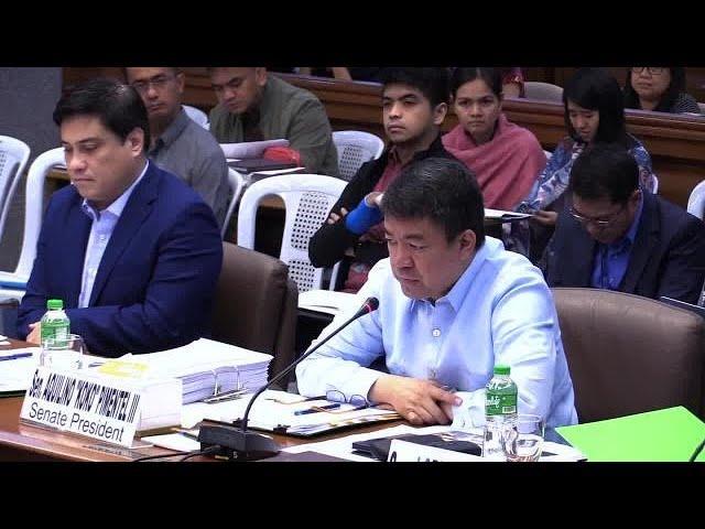 Pimentel to Senate: BBL must follow Constitution