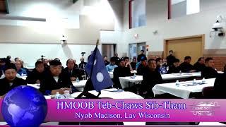 HUT-VDO:  Hmoob TebChaws SibTham Nyob Zos Madison, Lav WI, USA