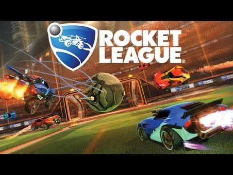 Rocket League Now | Human Fall Flat | Trying New PC Games