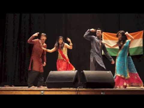 Parshu And Group (dance Performance) - India! -  Ubc Utsav Deepmala 2013 video