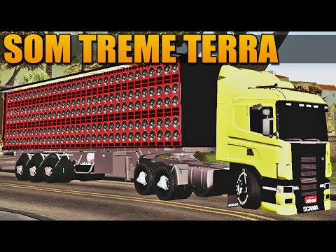 Carreta Treme Treme GTA San Andreas