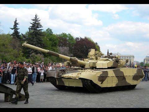 РОССИЯ БОИТСЯ УКРАИНУ!? УКРАИНСКИЙ танк Оплот!