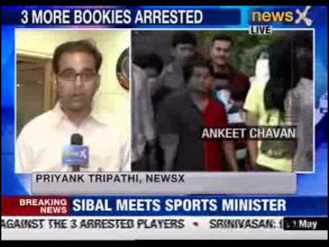 IPL Match Fixing: Manish Guddewar among three fresh arrests