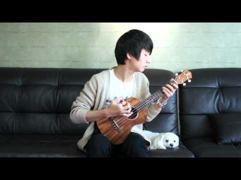 (Bruno Mar) Coun On Me - Sungha Jung (Ukulele)