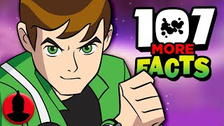 107 MORE Ben 10 Facts YOU Should Know (107 Facts S6 E15) | Channel Frederator cartoon network