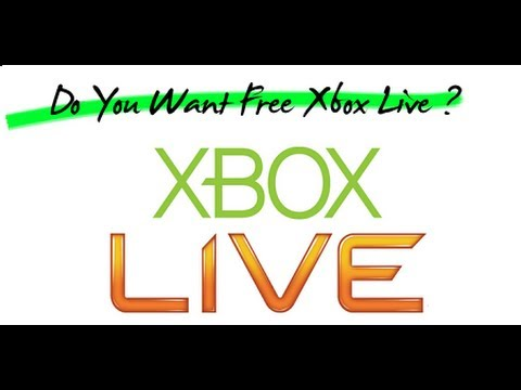 How to get Unlimited FREE Xbox Live Gold 1 Month Memberships Glitch Tutorial   MAY 2014