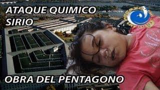 ATAQUE QUIMICO SIRIO: OBRA DEL PENTAGONO