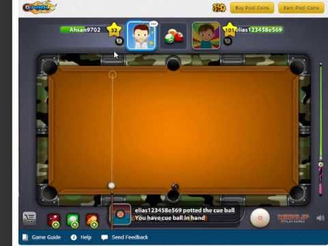 video thumbnail: Trick Shot No.1 8 Ball Pool Multiplayer
