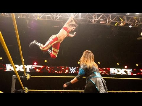 WWE NXT 20/7/2016 (Highlights & Results)