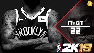 MyGM: D IS COMING - NBA 2K19 [022] Lets Play | Traditionell