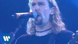 Watch Nickelback Never Again video