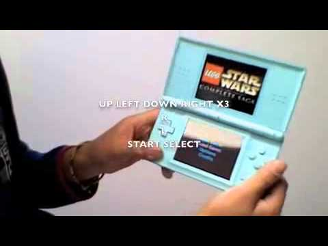 Lego StarWars Complete Saga Cheats for DS & DSI.wmv