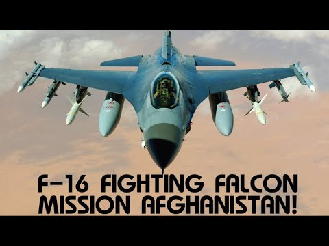 F-16 Mission Afghanistan