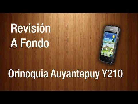 Revisión a fondo - Orinoquia AuyanTepuy Y210