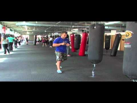 Heavy Bag Workout - v49 - Get Explosive! Image 1
