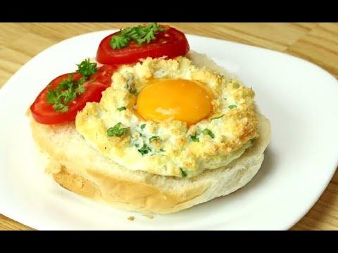 Jajko Sadzone Z Ubitego Białka