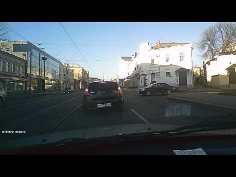 ДТП Харьков 24.10.2013