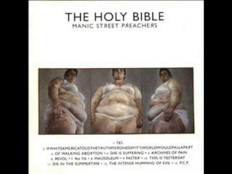 Manic Street Preachers - The Intense Humming Of Evil