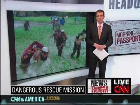 Rescuing Flood Victims in Afghanistan - August 3, 2010